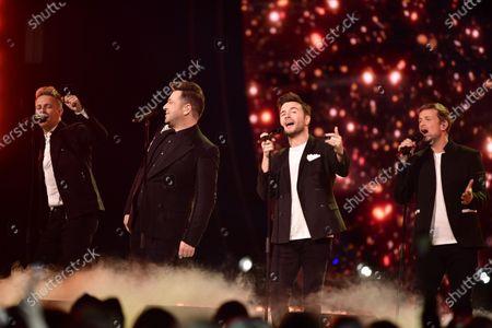 Editorial image of 'Idol' finale, Stockholm, Sweden - 06 Dec 2019