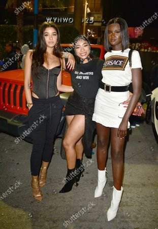 Duckie Thot, Tommie Lee and Yovanna Ventura