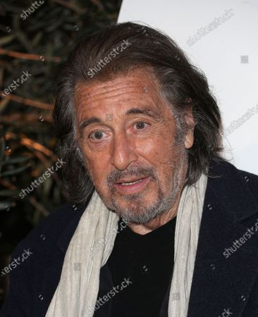 Stock Image of Al Pacino