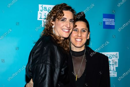 Editorial photo of 'Jagged Little Pill' musical premiere, Arrivals, American Repertory Theater, New York, USA - 05 Dec 2019