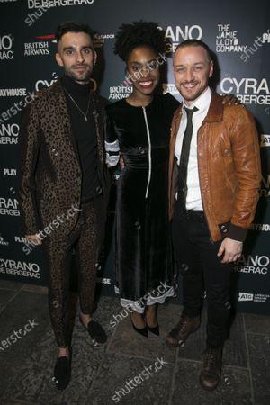 Editorial image of 'Cyrano de Bergerac' party, Press Night, London, UK - 06 Dec 2019