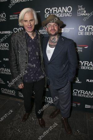 Martin Crimp (Adaptation) and Jamie Lloyd (Director)