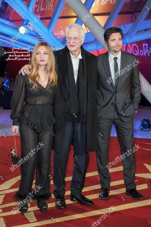 Editorial photo of Robert Redford tribute, 18th Marrakech International Film Festival, Morocco - 06 Dec 2019