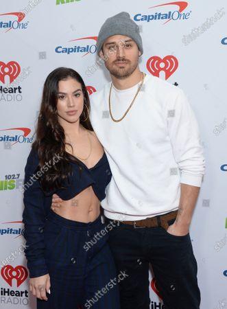 Chrysti Ane and Ryan Guzman