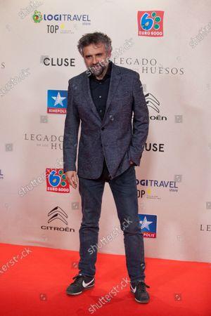 Editorial picture of 'Legado En Los Huesos' film premiere, Arrivals, Madrid, Spain - 04 Dec 2019