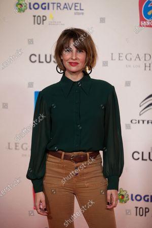Editorial image of 'Legado En Los Huesos' film premiere, Arrivals, Madrid, Spain - 04 Dec 2019
