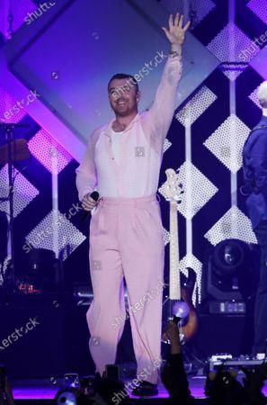 Editorial image of KIIS-FM iHeartRadio Jingle Ball, Show, The Forum, Los Angeles, USA - 06 Dec 2019