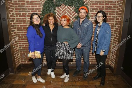 Editorial image of Sitara and Doc Shorts NY Screening Q&A and Reception, New York, USA - 06 Dec 2019