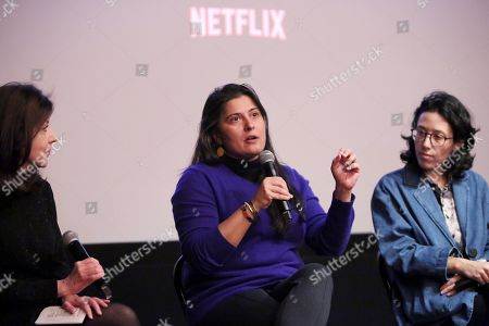 Stock Photo of Sharmeen Obaid-Chinoy
