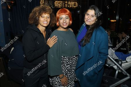 Editorial photo of Sitara and Doc Shorts NY Screening Q&A and Reception, New York, USA - 06 Dec 2019
