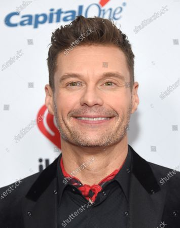 Stock Picture of Ryan Seacrest