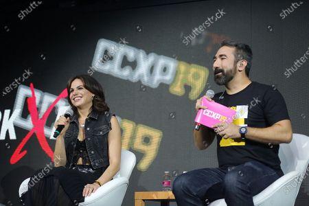 Editorial picture of 'The Boys' TV show panel, CCXP19, Sao Paulo, Brazil - 06 Dec 2019