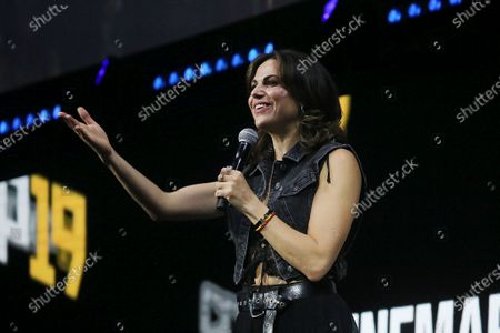 Stock Picture of Lana Parrilla