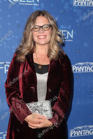 Editorial picture of 'Frozen: The Musical' at the Hollywood Pantages Theatre, Los Angeles, USA - 06 Dec 2019