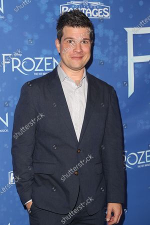 Editorial photo of 'Frozen: The Musical' at the Hollywood Pantages Theatre, Los Angeles, USA - 06 Dec 2019