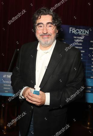 Stock Picture of Alfred Molina