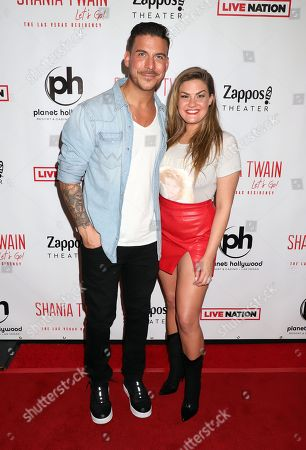 Stock Picture of Jax Taylor, Brittany Cartwright