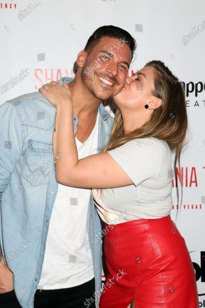 Stock Image of Jax Taylor, Brittany Cartwright