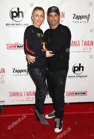 Editorial image of Shania Twain 'Let's Go!' residency grand opening, Zappos Theater, Las Vegas, USA - 06 Dec 2019