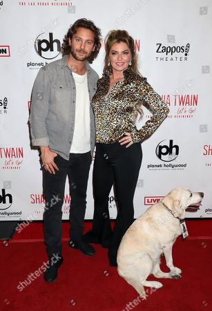Editorial picture of Shania Twain 'Let's Go!' residency grand opening, Zappos Theater, Las Vegas, USA - 06 Dec 2019