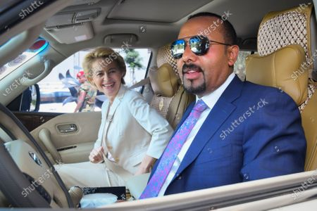Editorial picture of New European Commission President Ursula von der Leyen visits Ethiopia, Addis Ababa - 07 Dec 2019
