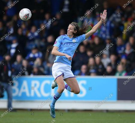 Jill Scott of Manchester City Women