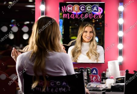 Editorial photo of Ferne McCann launches Mecca Makeover at Mecca Bingo hall, Wood Green, London, UK - 07 Dec 2019