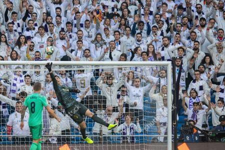 Editorial image of Soccer, Madrid, Spain - 07 Dec 2019