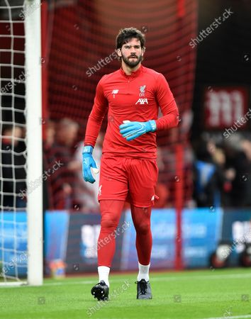 Editorial image of Bournemouth v Liverpool, Premier League - 07 Dec 2019