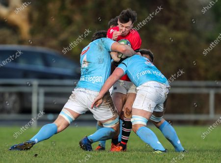 Editorial image of Energia All-Ireland League Division 1A, Markets Field, Garryowen, Co. Limerick - 07 Dec 2019
