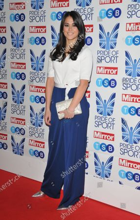 Editorial photo of The Mirror Pride of Sport Awards, London, UK - 05 Dec 2019