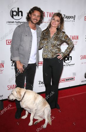 Editorial photo of Shania Twain 'Let's Go!' residency grand opening, Zappos Theater, Las Vegas, USA - 06 Dec 2019
