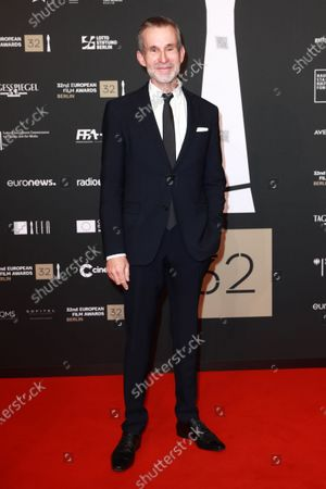 German actor and President of the German Film Academy, Ulrich Matthes attends the red carpet of the 32nd European Film Awards ceremony in Berlin, Germany, 07 December 2019.