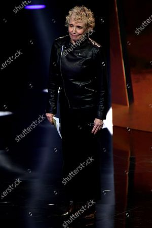 Claire Denis attends the 32nd European Film Awards ceremony in Berlin, Germany, 07 December 2019.