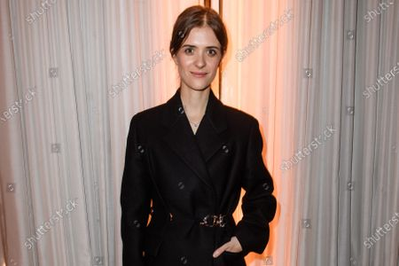 Liv Lisa Fries attends the after show party of the 32nd European Film Awards in Berlin, Germany, 07 December 2019.