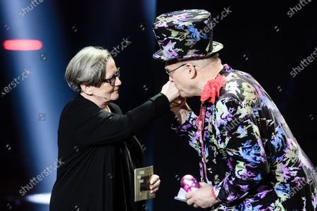 Editorial photo of 32nd European Film Awards in Berlin, Germany - 07 Dec 2019