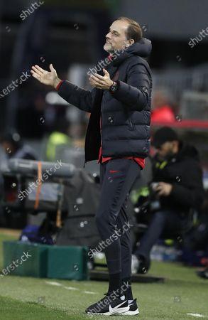 Editorial image of Montpellier HSC vs Paris Saint Germain, France - 07 Dec 2019
