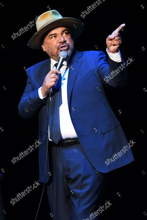 Editorial picture of George Lopez performing at Hard Rock Live, Seminole Hard Rock Hotel and Casino, Florida, USA - 06 Dec 2019