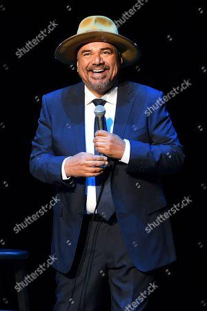Stock Image of George Lopez