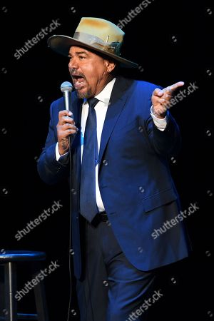 Editorial image of George Lopez performing at Hard Rock Live, Seminole Hard Rock Hotel and Casino, Florida, USA - 06 Dec 2019
