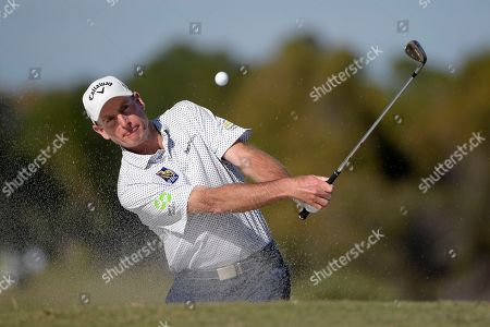 Editorial image of Father Son Challenge Golf, Orlando, USA - 07 Dec 2019