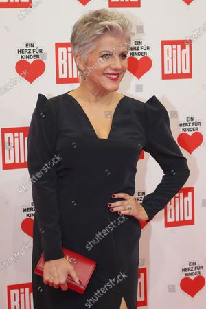 Editorial photo of A Heart for Children charity gala in Berlin, Germany - 07 Dec 2019