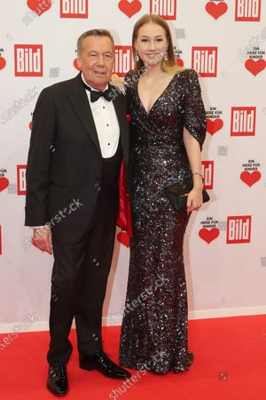 Editorial picture of A Heart for Children charity gala in Berlin, Germany - 07 Dec 2019