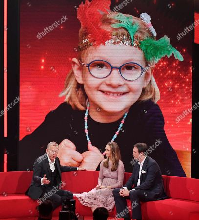 Editorial photo of A Heart For Children, Berlin, Germany - 07 Dec 2019