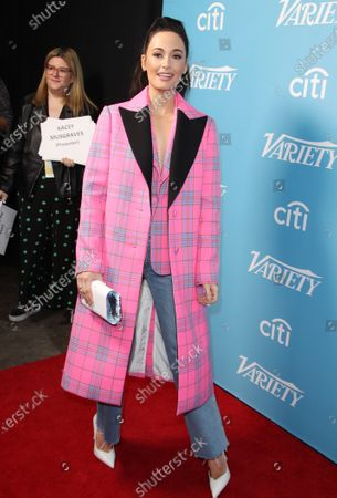 Editorial photo of Variety Hitmakers Brunch, Arrivals, Los Angeles, USA - 07 Dec 2019