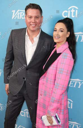 Stock Image of Jason Owen and Kacey Musgraves