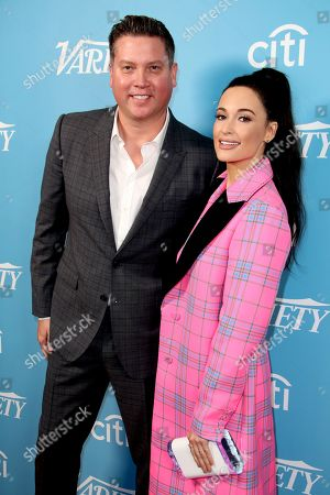 Editorial image of Variety Hitmakers Brunch, Arrivals, Los Angeles, USA - 07 Dec 2019