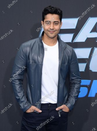 Editorial picture of 'Fast & Furious: Spy Racers' TV show premiere, Arrivals, Universal Cinema, Los Angeles, USA - 07 Dec 2019
