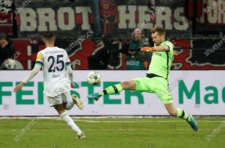 Editorial photo of Football: Germany, 1. Bundesliga, Leverkusen, Deutschland - 07 Dec 2019