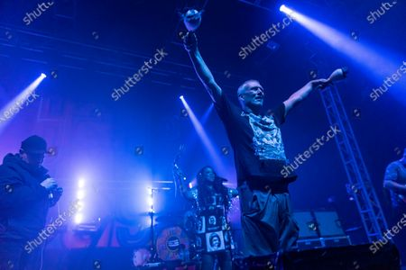 Editorial picture of Happy Mondays in concert at the O2 Academy, Leeds, UK - 06 Dec 2019